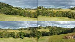 Fixed focal length