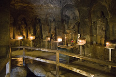 Benten-kutsu cave / Hase-dera