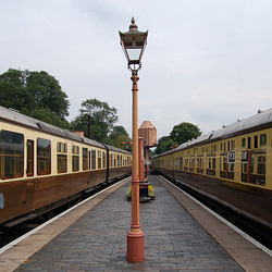 Bewdley Station, Worcestershire