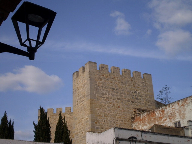 Barbican of Loulé's Castle.