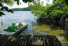 Die Kutsche wartet schon - The boat is waiting for you