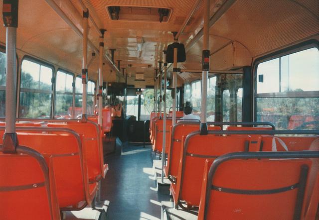 Transportes Menorca SA (TMSA) 17 (PM 5756 AM) - Oct 1996 336-01