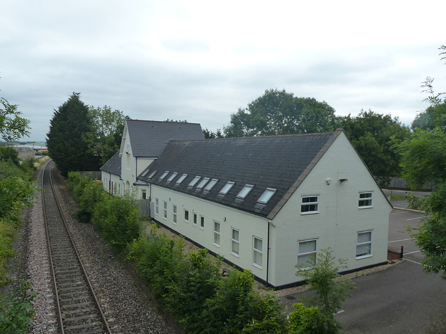 Broad Clyst Station (2) - 15 July 2017