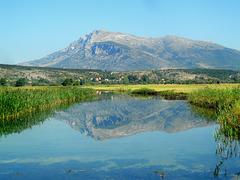 Dinara reflect at Cetina