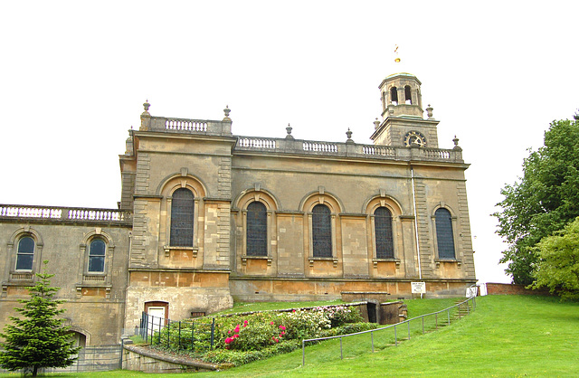 Saint Michael's Church,  Great  Witley, Worcestershire