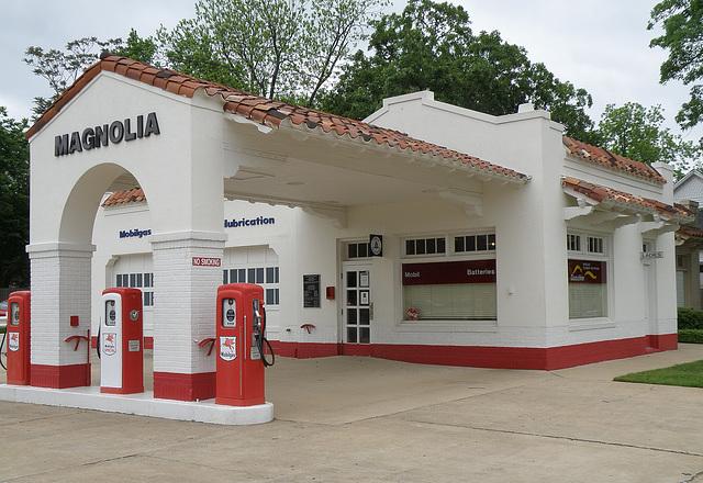 Gas Station Near Central High