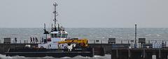 Serco Marine Services Multicat 2510-class recovery vessel SD Navigator (IMO 9533414)