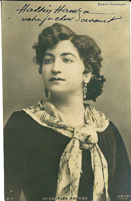Marie Charles-Rothier