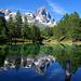 Un classico: Il Lago Blu e il Cervino