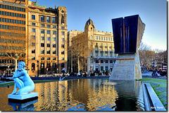 Plaça de Catalunya - BCN