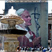 Vaticano : Karol Wojtyła in piazza San Pietro - canonizzato nel 2015 diventa : San Giovanni Paolo II