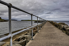 Staffin Slipway and Breakwater - Isle of Skye (HFF Everyone)