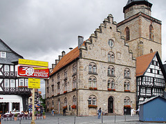 Alsfeld, nach dem Stadtfest