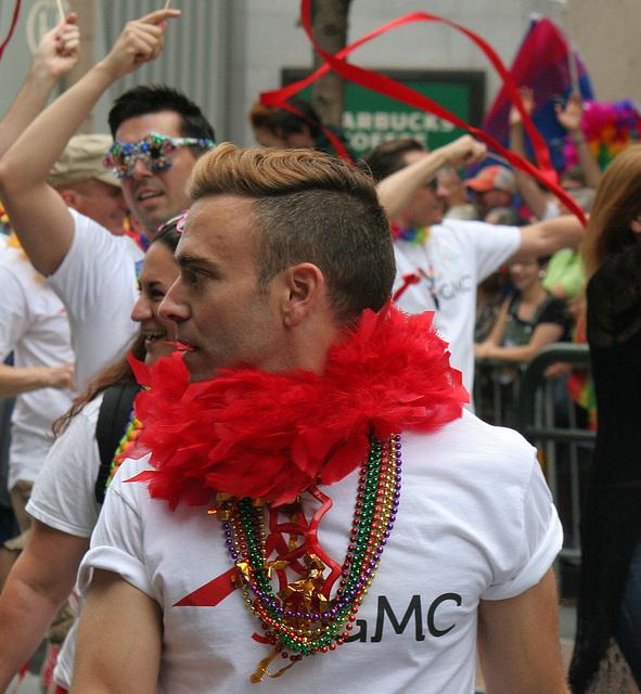 San Francisco Pride Parade 2015 - SFGMC (5825)