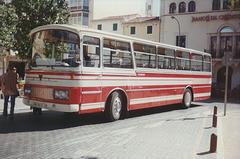 Transportes Menorca SA (TMSA) 7 (PM 7162 B) - Oct 1996 337-14