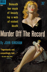 John Bingham - Murder Off the Record
