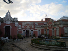 House of the founder of a Lisbon borough.