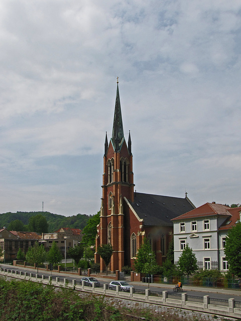 Kirche St. Benno in Meißen