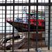 Port Said : Barriera militare di confine tra Egitto e Sinai per il controllo del canale di Suez
