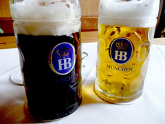 At the Hofbrauhaus, Munich
