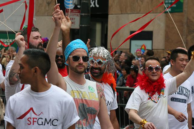 San Francisco Pride Parade 2015 - SFGMC (5823)