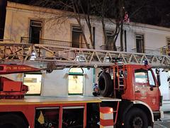 Fire at Restaurant Edmundo / Benfica, 08.01.2019, 18h00