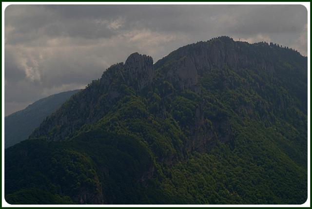 Montagne et dent du Chat (Savoie)