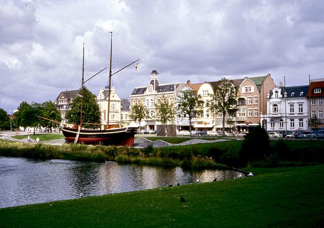 Cuxhaven an der Nordsee (Diascan)