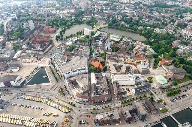 Kiel Old City Center (27.05.2018)