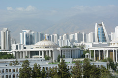 White City of Ashgabat