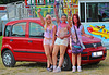443 (11)...fiat panda with friends...holi festival of colors