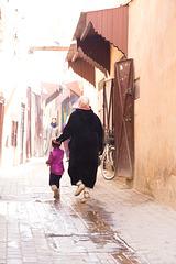 Meknes. Medina