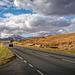 Snowdonia landscape.