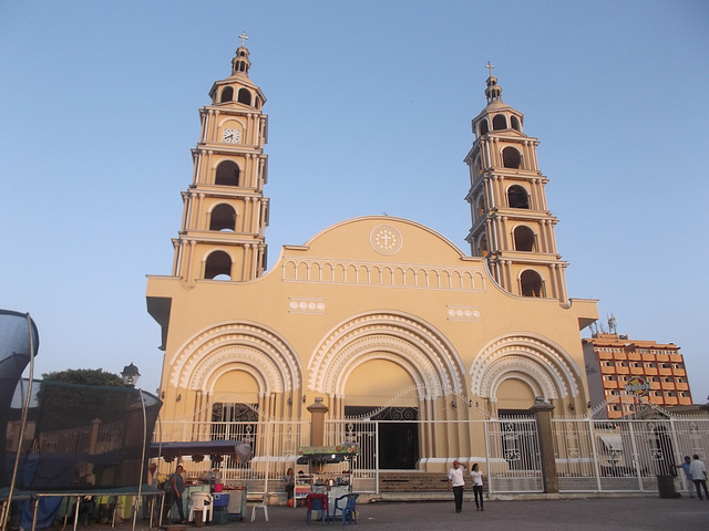 Église acayucannienne
