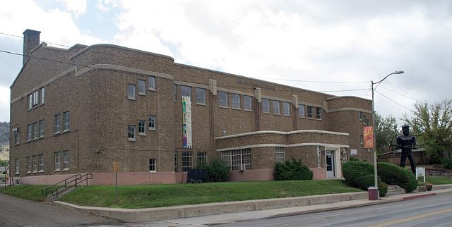 Helper UT Civic Auditorium (#0089)