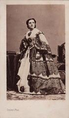 Adelaide Borghi-Mamo by Disderi