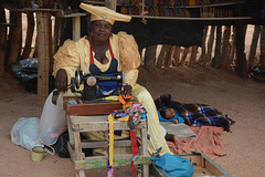 Namibia, Craft Master of the Herero People