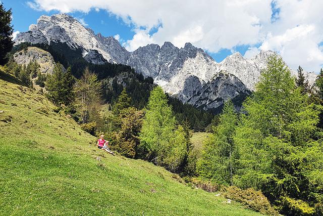 Lofer Stone Mountains