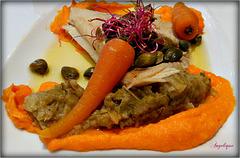 Bon Appétit à tous / enjoy your meal everybody /guten Appetit bei allen/buon appetito a tutti .!
