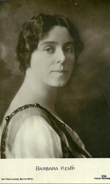 Barbara Kemp