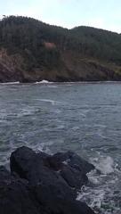 Sonido de la mar desde la casa de la foto del 2 de marzo