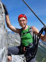 Climbing the Ox Wall (1)