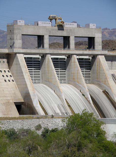Davis Dam Nevada