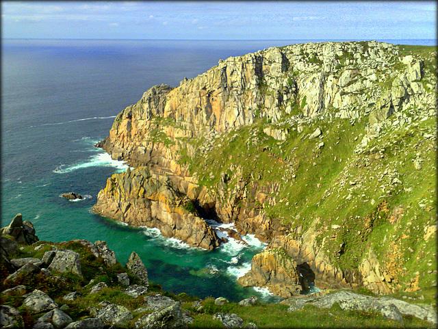 Bosigran Head, Zennor, Cornwall
