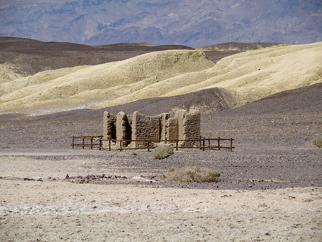 Miner's Home, Death Valley