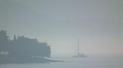 Misty Corfu