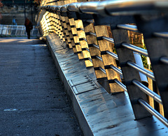 Northumbria University Road Bridge