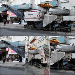 Street rehabilitation