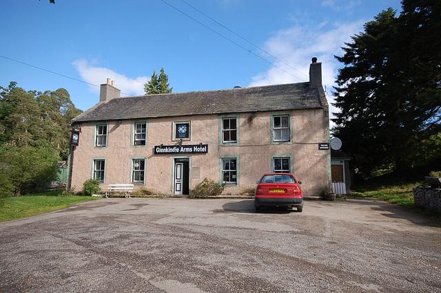 Glenkindie Arms, Alford, Aberdeenshire