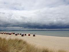 Kein Strandwetter!!!